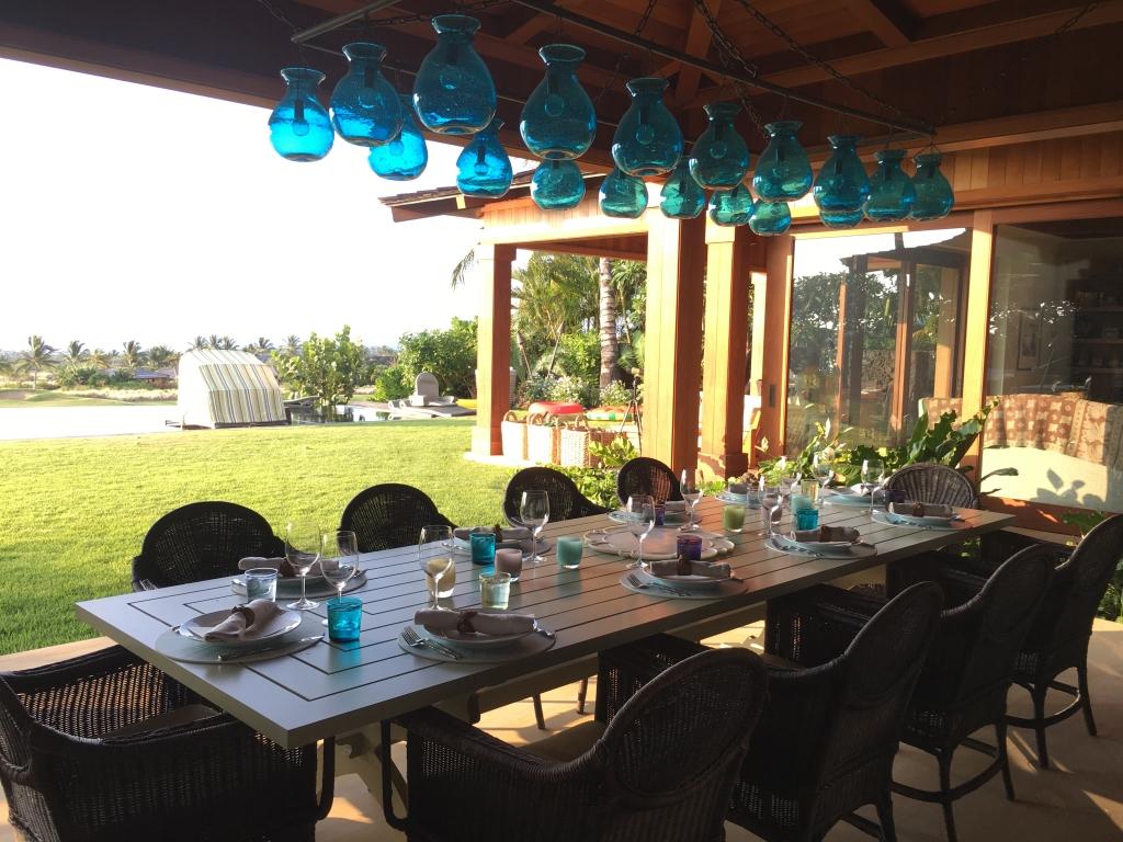 table setting tu